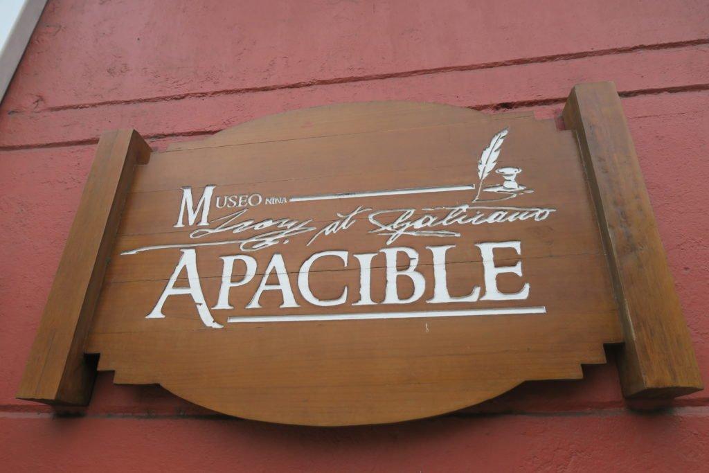 Apacible Museum