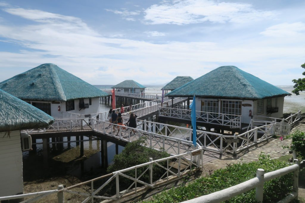 Stilts Calatagan Floating Cottages
