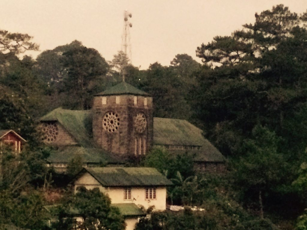 Mt. Mary Church, Sagada
