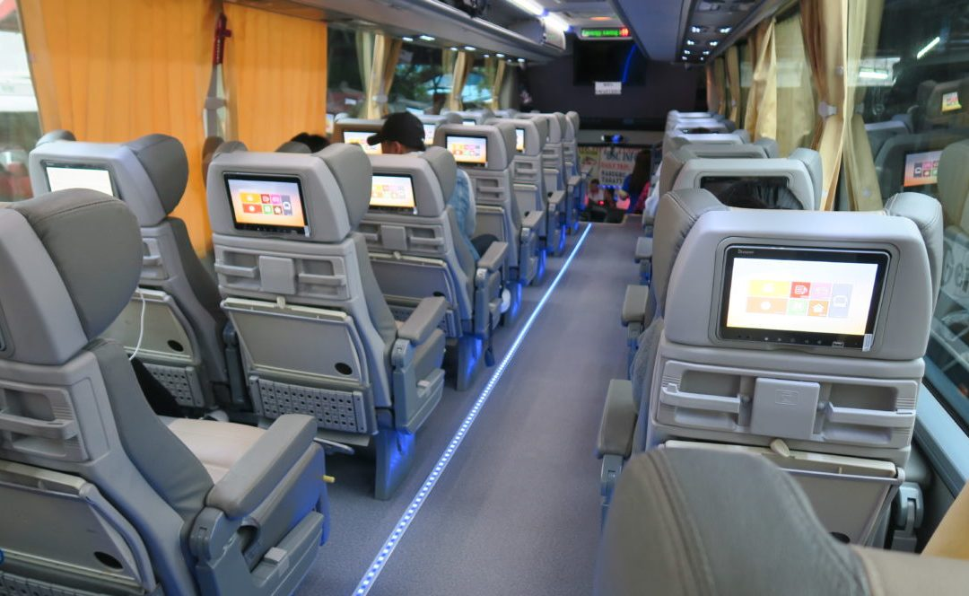 JoyBus Premiere Class: How To Book The Genesis Bus Online