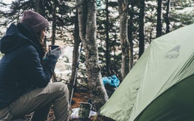 5 Tips For Staying Dry While Camping