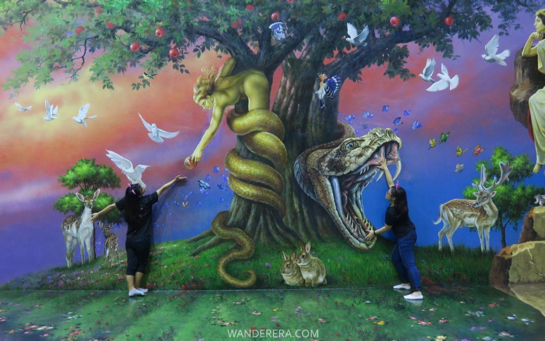 Art in Island: Asia's Largest 3D Trick Art Museum (Manila, Philippines)