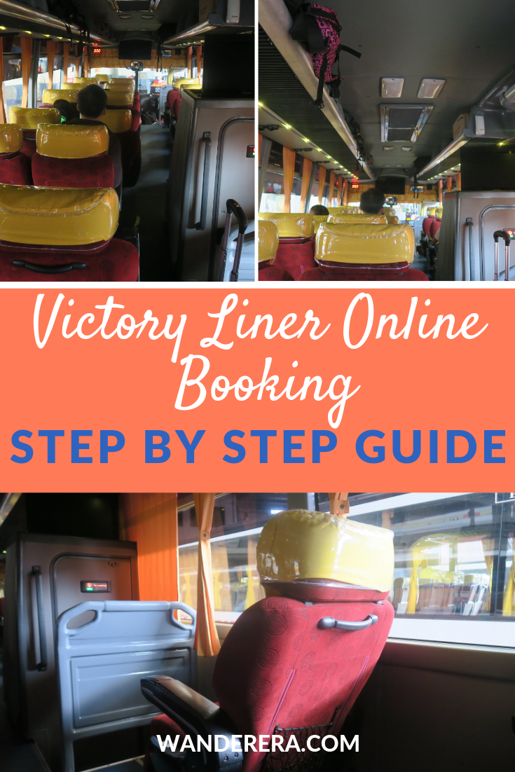 victory liner online booking