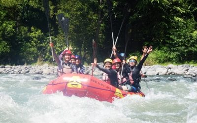 Davao Crocodile Park: How To Survive The White Water Rafting Adventure