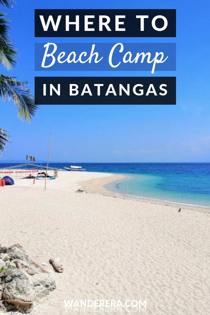 batangas campsites