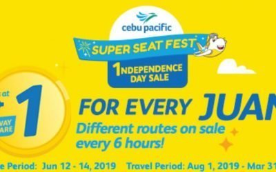 Cebu Pacific Piso Fare 2020 Guide: HOW TO BOOK