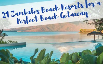 21 Zambales Beach Resorts for a Perfect Beach Getaway