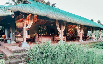 Moon Garden Airbnb : Experiencing Bali in Tagaytay