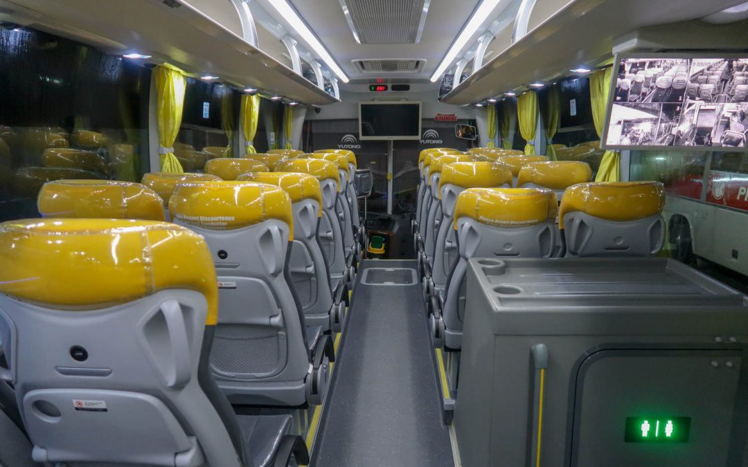 Solid North Transit Offers First P2P Bus: Manila to Baguio