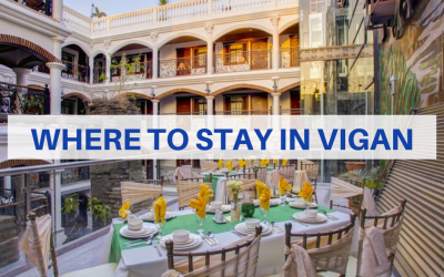 Vigan Hotels: 15 Best Accommodations in Vigan City