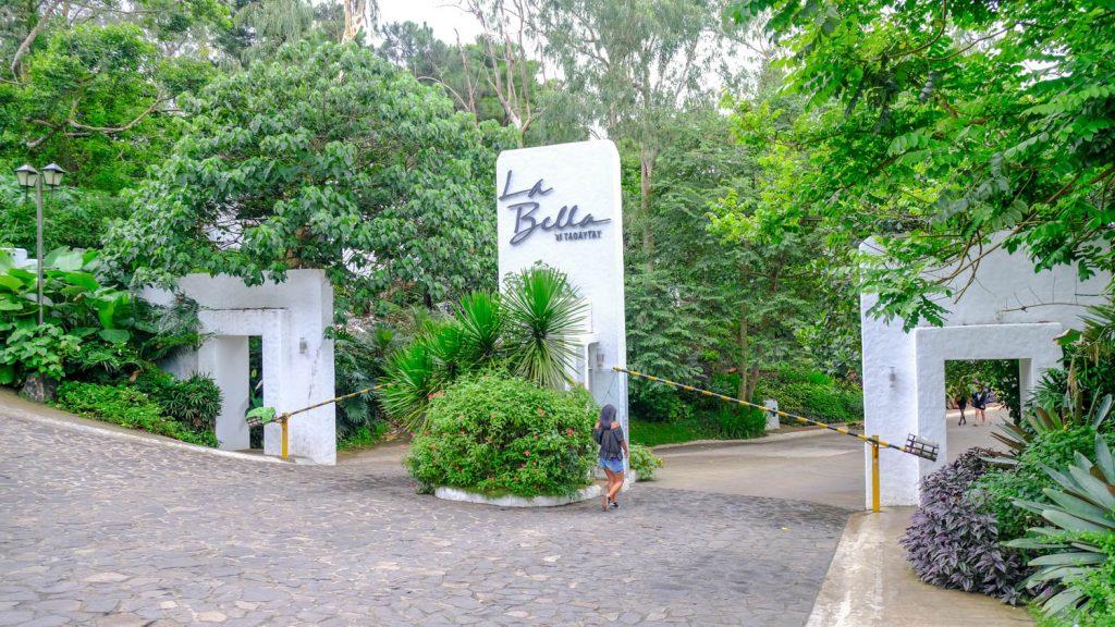 La Bella Tagaytay