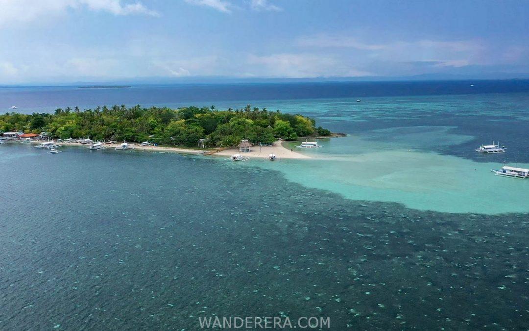 Caohagan Island: Mactan Island Hopping Travel Guide