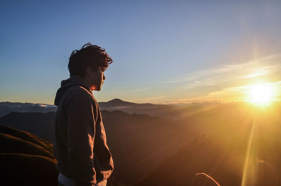 mt ulap sunrise