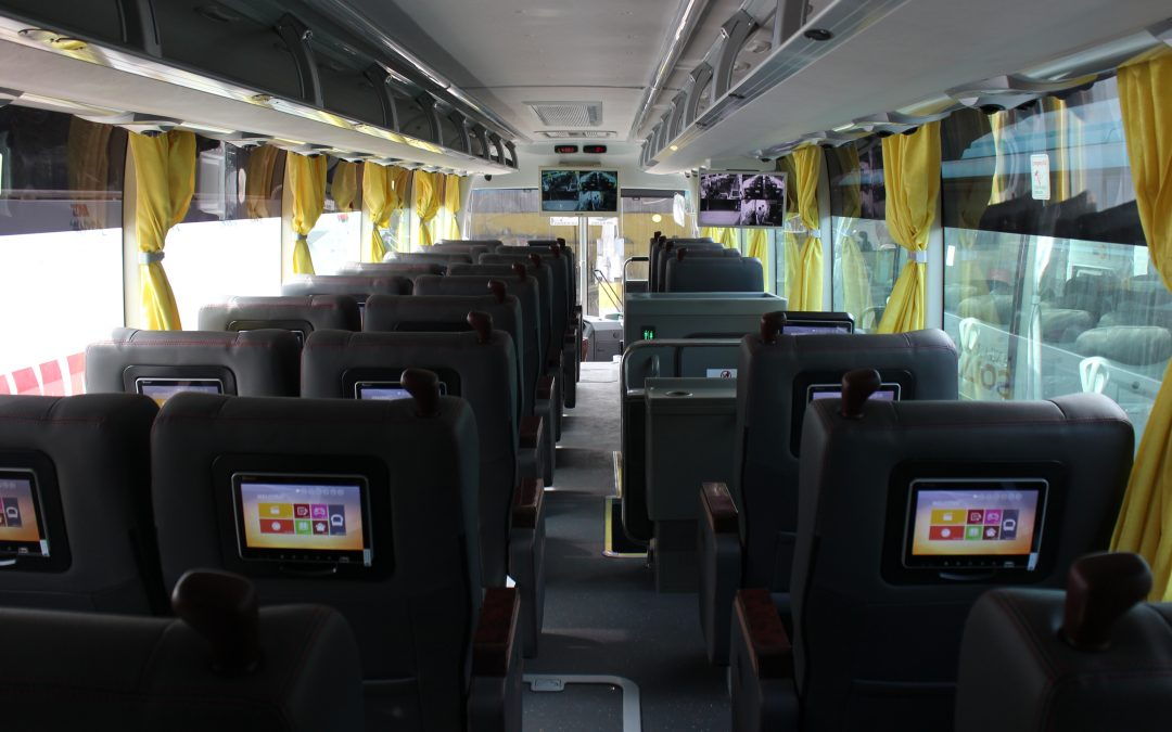 Pangasinan Solid North Now Offers Luxury Buses (Manila to Baguio)!