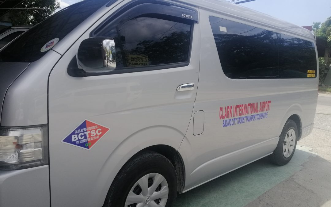 How To Get From Baguio to Clark Airport And Vice Versa