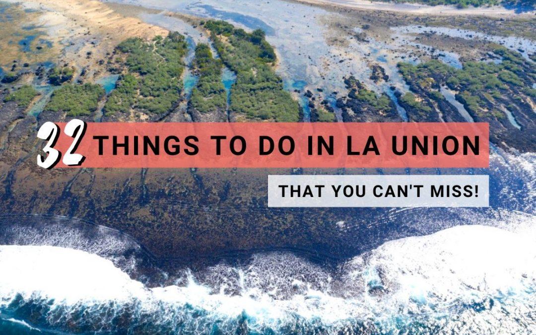 32 La Union Tourist Spots: What To Do In La Union