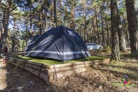 campsites in spain